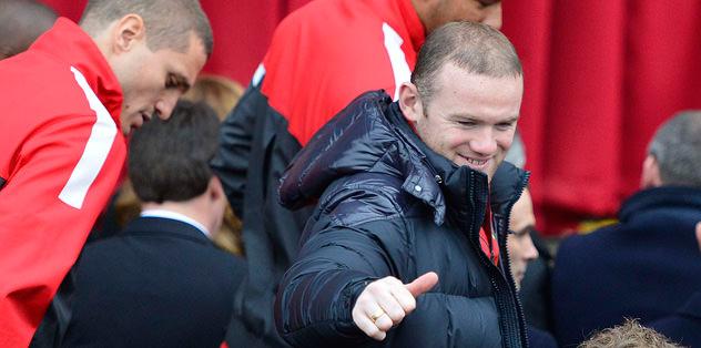 Rooney hâlâ üzgün