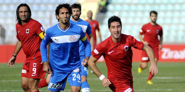 Antalyaspor 5 golle 5. Tura