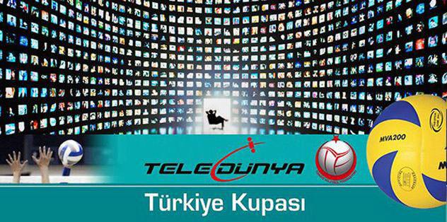Türkiye Kupası'nda kura çekimi bugün