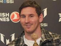 Messi'den Galatasaray a��klamas�