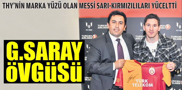 Galatasaray övgüsü