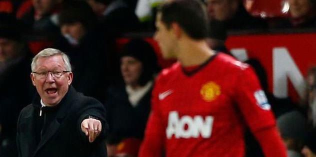 Alex Ferguson takımını uyardı
