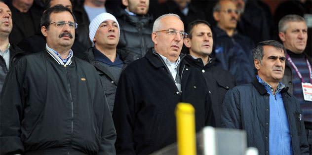 G.Saray maçı sonrası toplantı