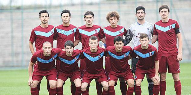 Trabzon A2 Takımı liderliğini sürdürdü
