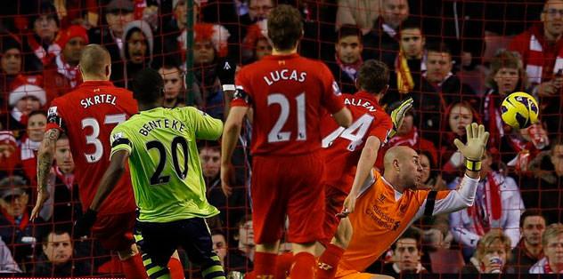 Liverpool kayıpları oynuyor