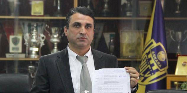 Atilla Süslü gidiyor Mehmet Yiğiner aday