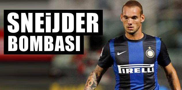 Wesley Sneijder sohbeti
