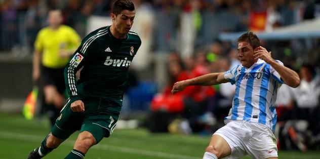 R. Madrid'e Malaga tokadı
