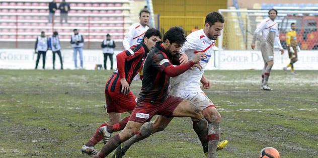 Göztepe'den tek vuruş: 1-0