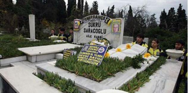 Saracoğlu ölümünün 59. yılında anıldı