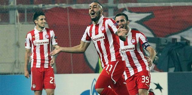 Sivasspor'a Yunan golcü