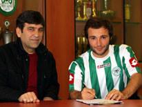 Murat Ak�n Konyaspor'da