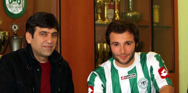 Murat Akın Konyaspor'da