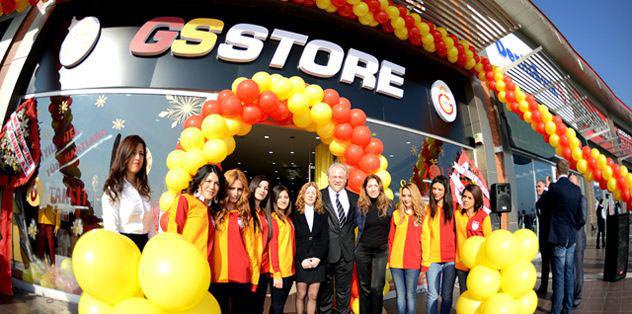 Yılın ilk GS Store'u Sakarya'da açıldı