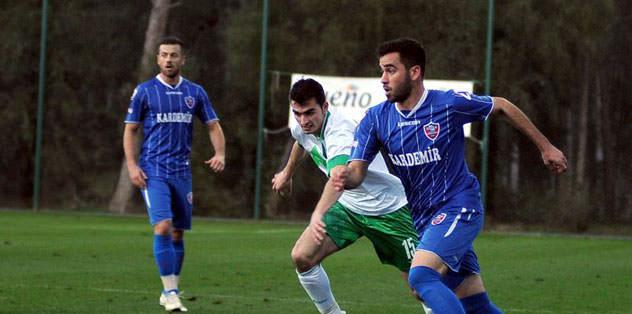 Hazırlık maçında Pirin'i ezdi: 3-0