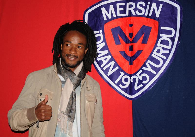 Jean Jacques Gosso Mersin'de!