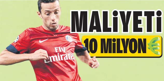 Maliyeti 10 milyon €