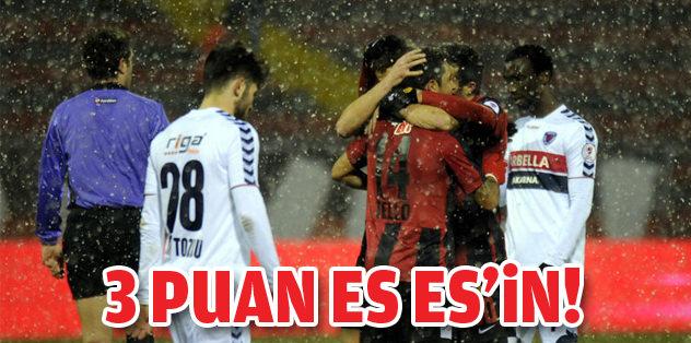 3 puan Es Es'in!