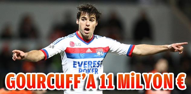 Gourcuff'a 11 milyon euro