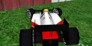 3D Formula Yarışı