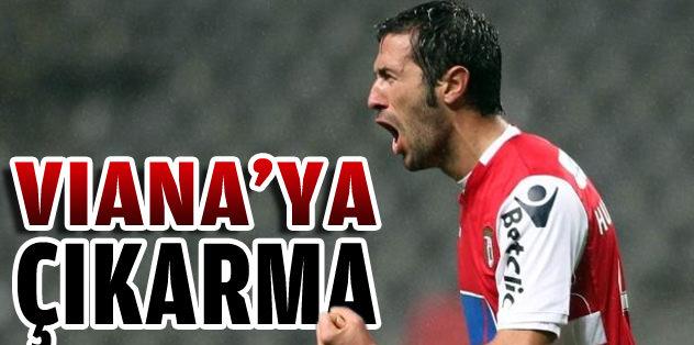 Viana'ya çıkarma