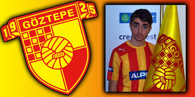 Göztepe'den 16'lık transfer