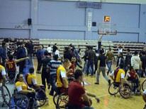 Tekerlekli Sandalye Ligi'nde derbi bug�n