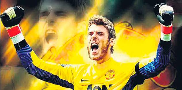 Barça'nın gözü De Gea'da