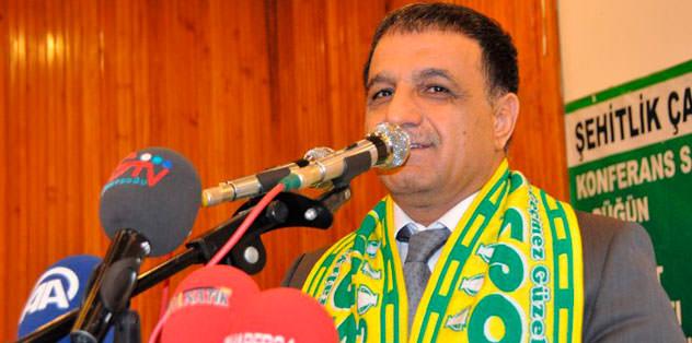 Şanlıurfa'da yeni başkan Şimşek