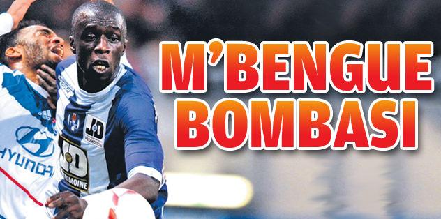 M'Bengue bombası!