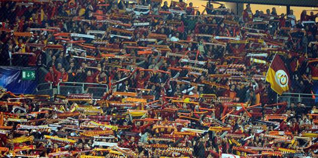 TT değil Ali Sami Yen Arena
