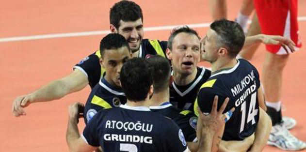 Fenerbahçe Grundig rövanşı aldı!