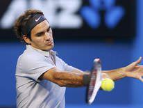 Federer yar� finalde