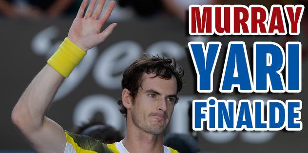 Murray yar� finalde