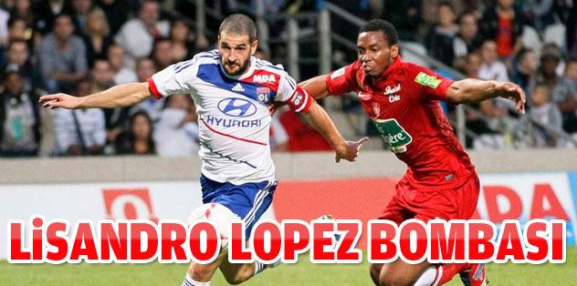 Lisandro Lopez harekatı