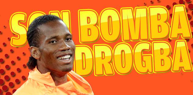 Sıra Drogba'da