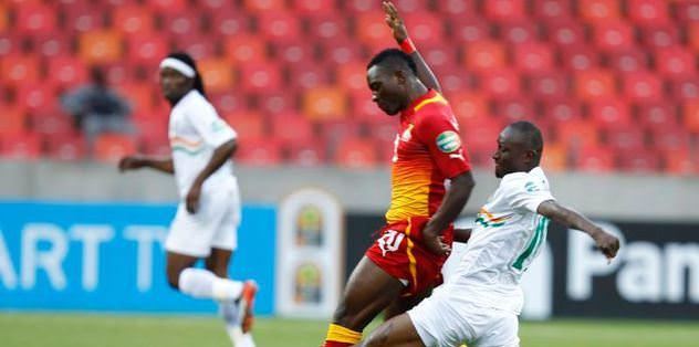 Gana ile Mali çeyrek finalde
