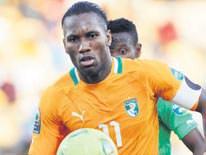 Didier Drogba resmen Aslan
