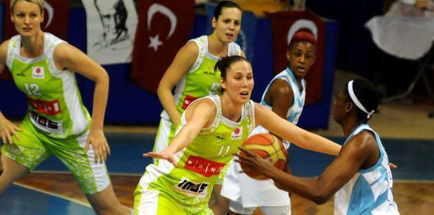 Tarsus Belediye maçı Çek'ti aldı!