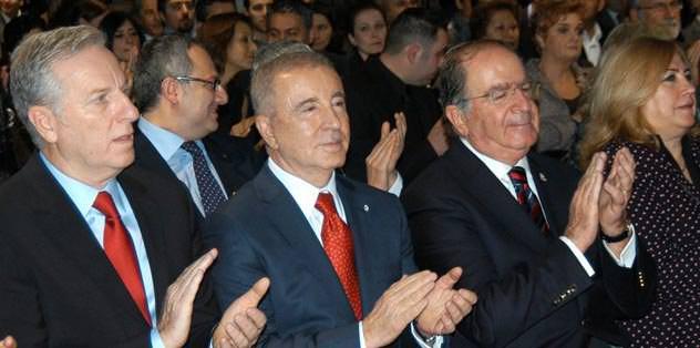Mali genel kurul Lütfi Kırdar'da