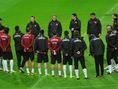 A Milli Futbol Takımı antrenmana çıktı