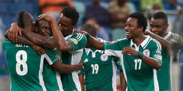 İlk finalist Nijerya
