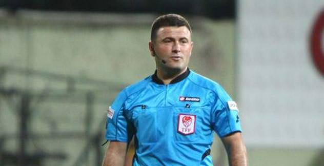 Elazığspor maçını  İlker Meral yönetecek