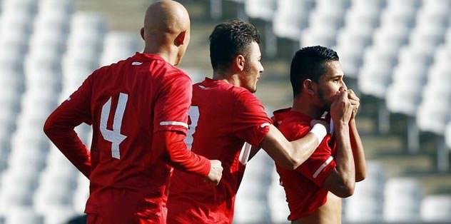 Ümitler, Norveç'i Bertul'la yıktı: 2-0