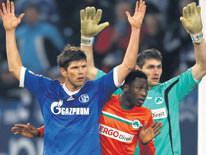 Schalke 04'�n kanad� k�r�k