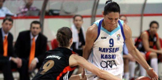 Kayseri KASKİ finalde