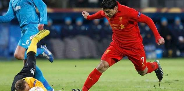 Luis Suarez'e patladı