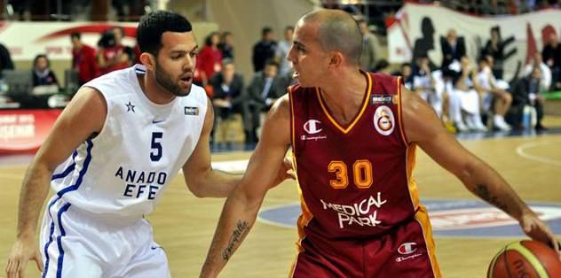 Galatasaray ile Efes kapışıyor