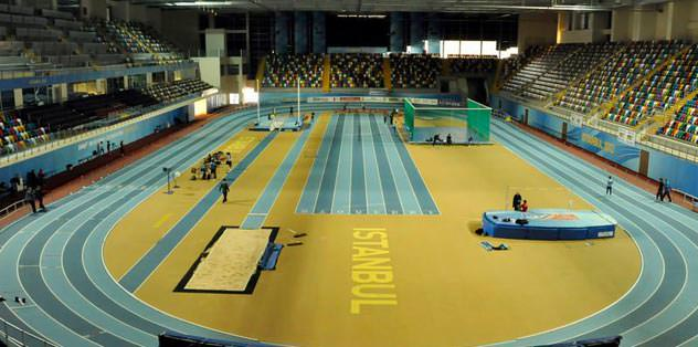 11 ülkeden 183 atlet yarın piste çıkacak