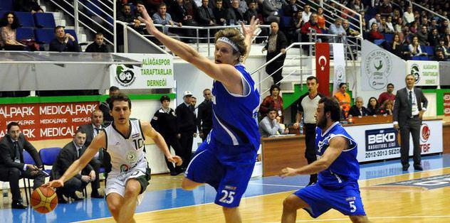 Aliağa Petkim,Telekom'u 81-79 mağlup etti